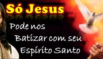 Resultado de imagem para batismo do espirito santo