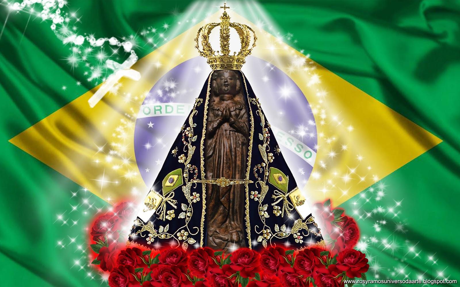 Nossa Senhora Aparecida Mãe Da Família Brasileira: Paróquia Sagrada Família: Momento Com Maria