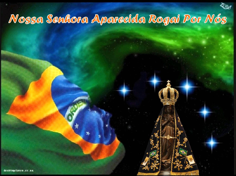 Querida Padroeira Do Brasil Abenç Frases Nossa Senhora: Poema A Nossa Senhora Aparecida.