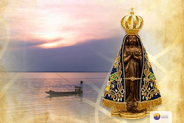 Festas Marianas Do Mês De Outubro Nossa Senhora Do: Enchei-vos Do Espírito Santo De Deus