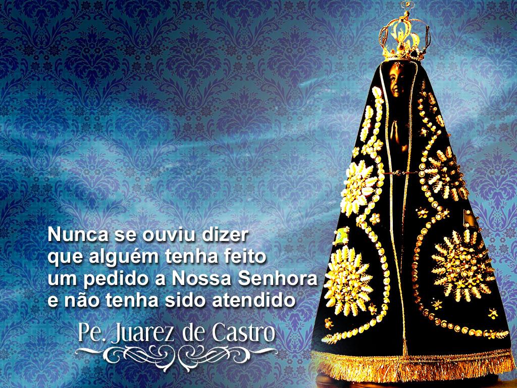 Imagens De Nossa Senhora Aparecida Com Mensagens: Claudiopcampos: Nossa Senhora Da Conceição Aparecida