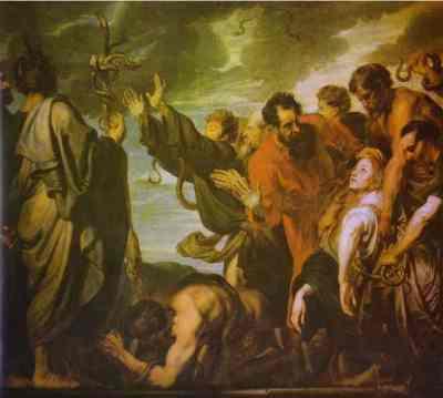 A Vara de Moisés.