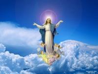 Wallpapers Marie Mère De Jésus Lesprit Repose Sur Vous