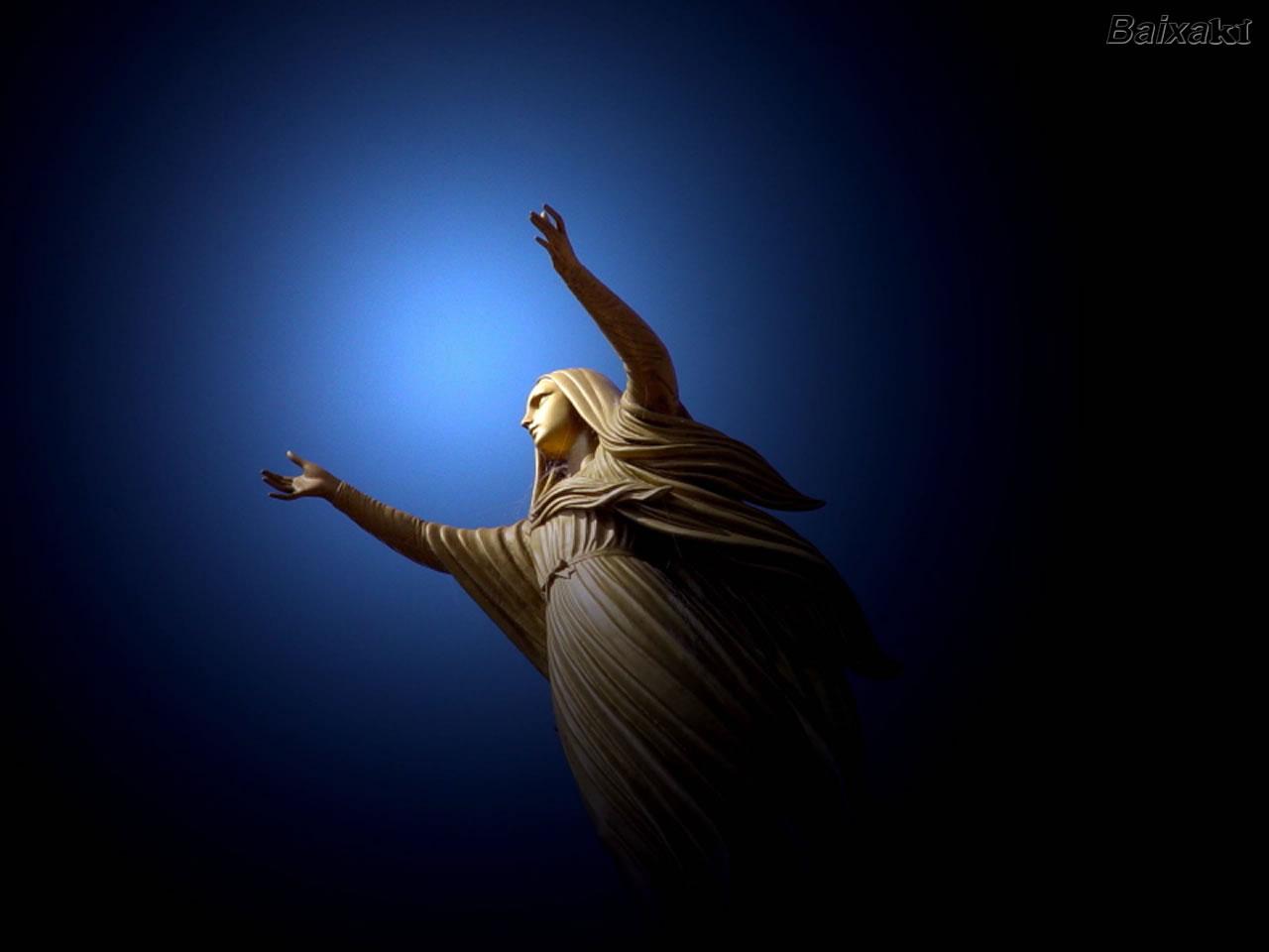 Oracoes Finais Ladainha De Nossa Senhora Senhor Tende Piedade De