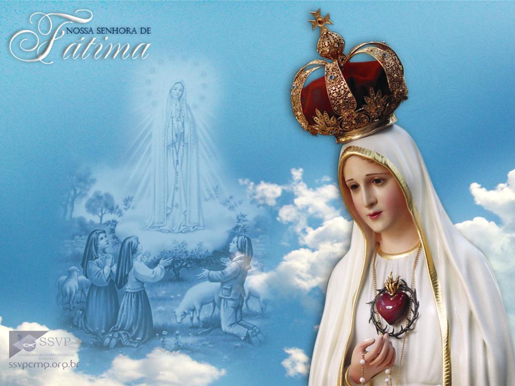 Nossa Senhora De F  Tima