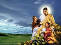 Jesus_crianças