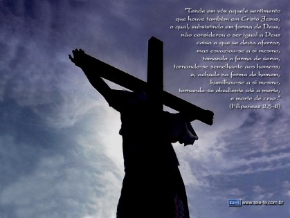 jesus na cruz