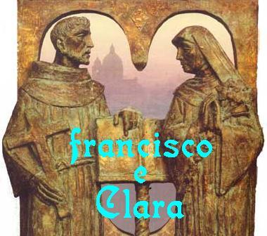 FRANCISCO E CLARA