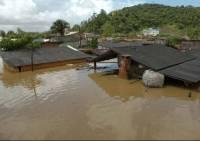 Enchente em Bangladesh