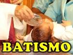 Batismo Sacramento