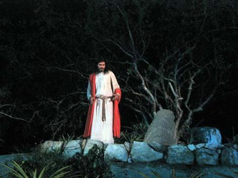 Jesus - Espetáculo em Nova Jerusalém - Pe.
