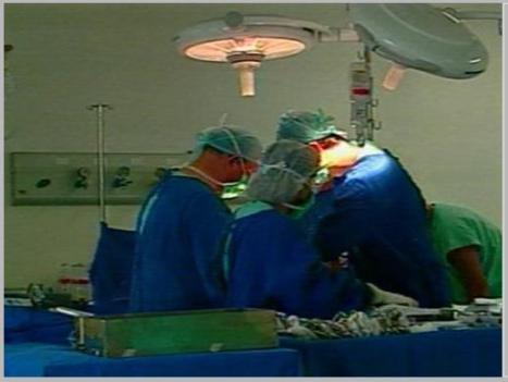 Procedimento abortivo realizado em Recife.