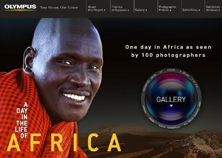 Foto somente para Propaganda da África.