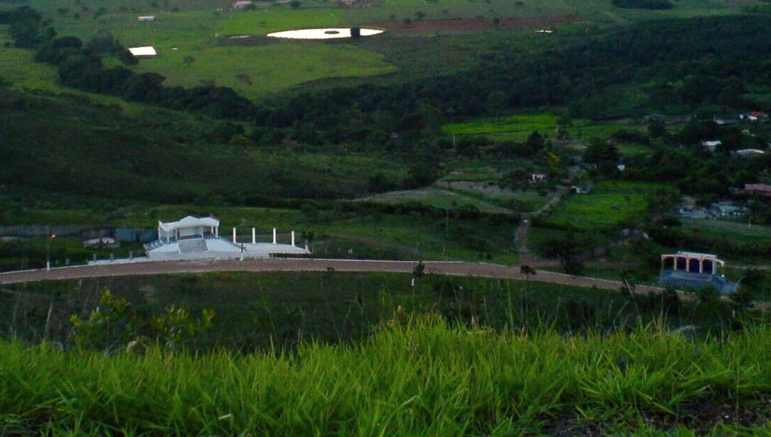 Morro da Capelinha - Palácio - Planaltina - DF / GO