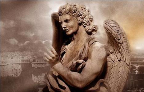 primeira face do Anjo - Versão no filme