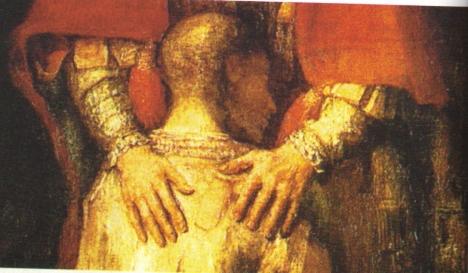 Abraço do filho Pródigo