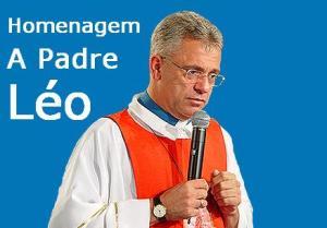 Homenagem a Padre Leo em PPS.
