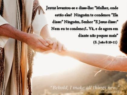Pecadora perdoada