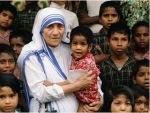Comemorando 100 anos de Madre Tereza.