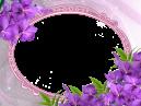 Moldura_oval_flores_lilas