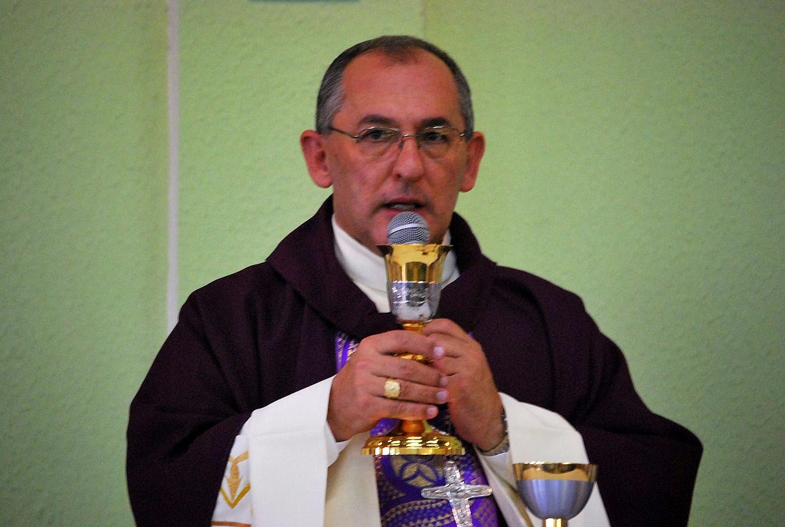 Enchei Vos Do Espírito Santo De: Apóstolos Da Efusão Do Espírito Santo.