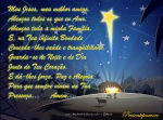 Cartão Feliz Natal_Abenço_Família