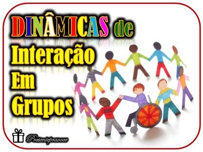Dinâmicas de interação em Grupos