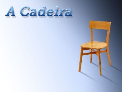 A_cadeira