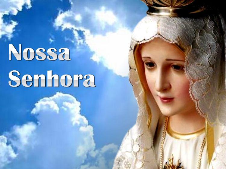 Mensagem De Nossa Senhora De Aparecida Se Você é Devoto: Enchei-vos Do Espírito Santo De
