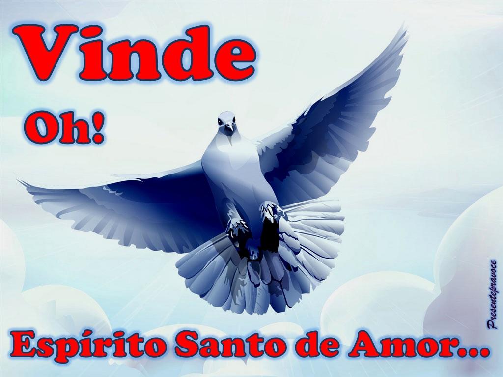 Oração Pedindo Os Dons Do Espírito Santo Enchei Vos Do Espírito