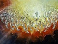 ANGELI_Jesus_nas_nuvens