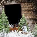 montagem-de-fotos-para-natal-com-boneco-de-neve