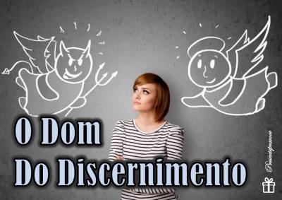 Dom_Discernimento