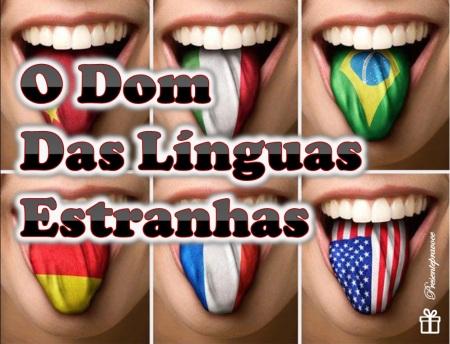 Dom_Linguas_estranhas