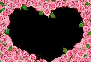Moldura_coração_de_rosas_mae