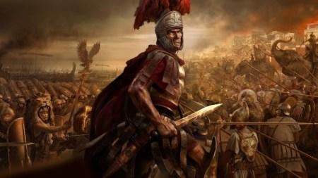 O Poder do Exercito Romano