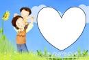 Feliz_dia_pais_moldura_coração